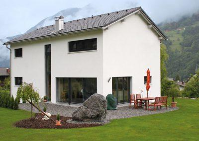 Hauswerk - Haus Familie B. in Vandans #01