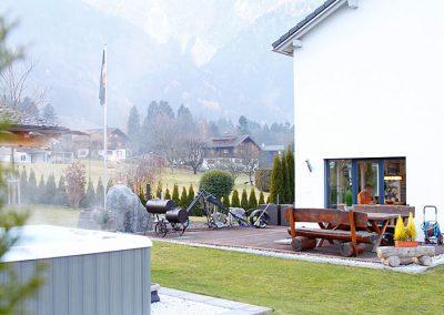Hauswerk - Haus Familie B. in Vandans #06