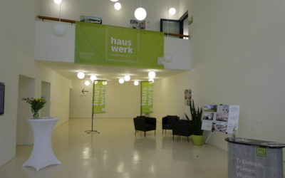 Traumhaustag bei Hauswerk
