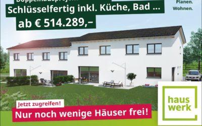 NEU: Reihenhausanlage in Dornbirn