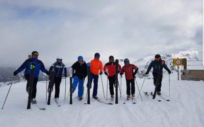 Hauswerk Skitag 2020