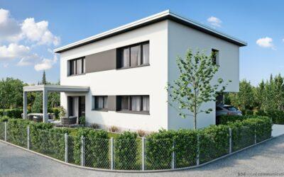 Einfamilienhaus-Projekt in Bludenz / Bings