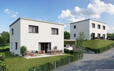Einfamilienhaus-Projekt in Thiersee